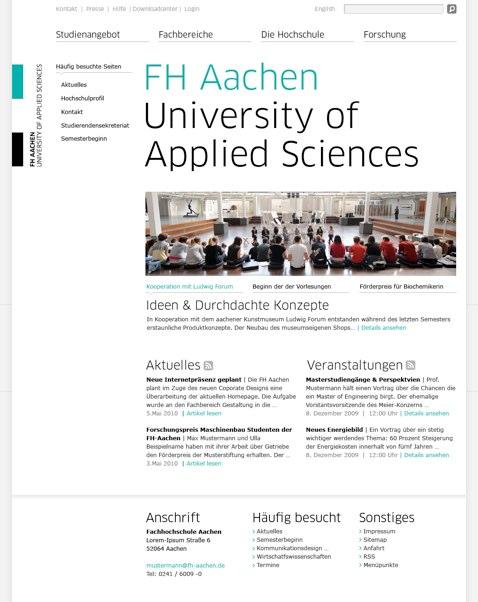 homepage-fhachen